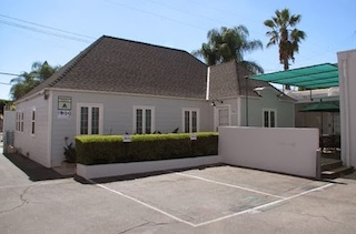 Harold Lloyd's bungalow is now available to lease at Hollywood Center Studios.