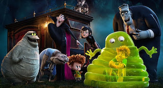 Sony Pictures Post again handled sound for Hotel Transylvania 2.