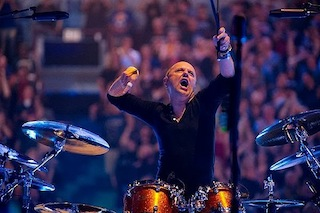 The 3D concert film Metallica: Through the Never is in theatres now.