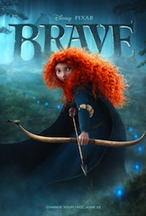 In 2012 Disney's Brave was the first film released in Dolby Atmos.