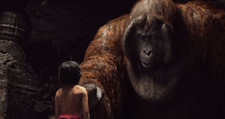 The Jungle Book achieved some notoriety for showing that a VFX movie could work.