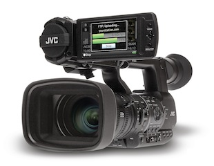 JVC announces free upgrades to two mobile new cameras.