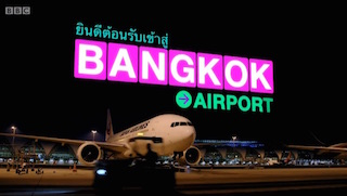 KEO Films used Forscene on its BBC film Bangkok Airport