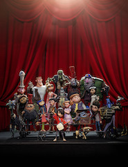 Award-winning animation studio Laika has tapped Striker Entertainment to serve as its worldwide licensing agent.