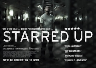 LipSync Post supported the indie film Starred Up.
