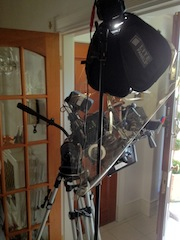 The Litepanels Sola ENG light