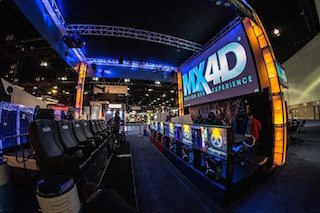 MediaMation has launched its MX4D Esports Theatre concept for exhibition.