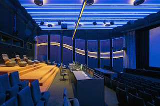 Germany's Rotor Film features a Meyer Sound cinema system.