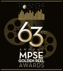 MPSE presents 63rd Golden Reel Awards.
