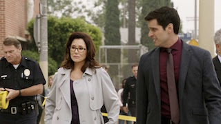 Post-production finishing for season six of TNT's police drama Major Crimes is currently underway at MTI Film.