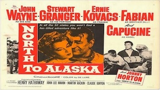 MTI Film recently completed an all-new 4K digital restoration of North to Alaska.