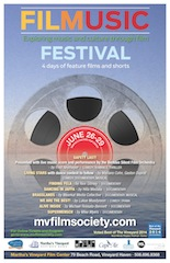 Martha's Vineyard Film Center is holding its Second Annual Film and Music Festival.