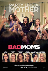 NCM screened clips from several upcoming movies including Bad Moms.