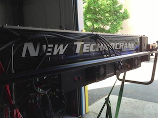 The New Technocrane from Monster Remotes