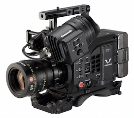 Panasonic has announced free firmware upgrades for the VariCam 35, HS, LT, and Pure cinema cameras that include several new features and added functions.