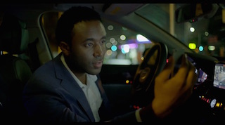 Cinematographer Gareth Paul Cox recently shot up-and-coming director Aundré Johnson's tentatively titled project, The Driver, an ambitious 15-minute short that takes place mostly inside a car.