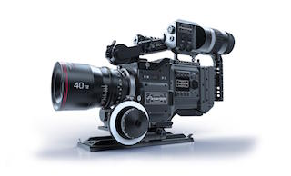 Panavision has introduced the Millennium DXL Camera.