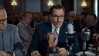 When mixing a project like Trumbo for the big screen, a designer can use all the tools at his disposal.
