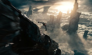 Pixomondo created 300 shots for Star Trek Into Darkness