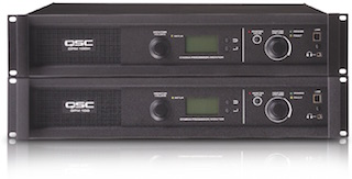 QSC DPM series digital signal processors/monitors