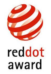 Dolby Cinema wins the Red Dot Award for design.