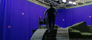 Rodeo FX delivered 126 visual effects shots for Fantastic Beasts and Where to Find Them.