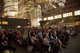 Rooftop Film and Arts Brookfield are hosting three free screenings this month.