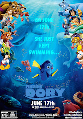 A recent survey named Finding Dory as the summer movie most Americans wanted to see.