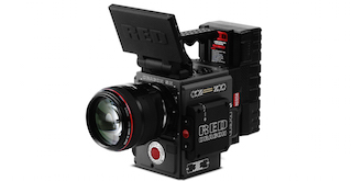 The Red Scarlet-W camera will be shipping in February.