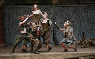 BTV Post recently completed work with Globe on Screen on three titles from Shakespeare's Globe's 2013 theatre season.