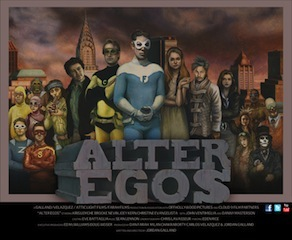 Jordan Galland's Alter Egos has made a profit on VOD.