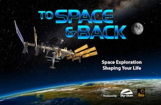 To Space & Back in 8K HFR 3D coming in September.
