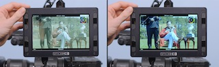 SmallHD releases DP7-PRO on-camera color grading system