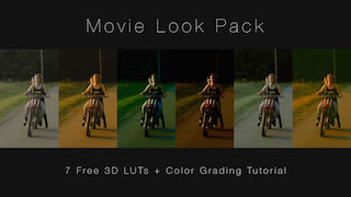 SmallHD giving away free color grades.
