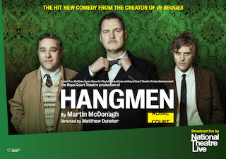 Hangmen will be captured and presented in Sony 4K at Vue Entertainment.