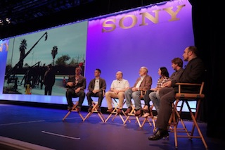 Sony and AFI premiered three short films at NAB 2014.