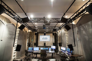 Sony Pictures Post Production Services has added a new mix stage.