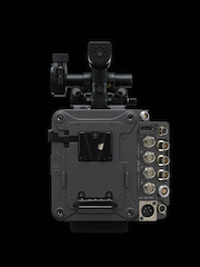 The Venice CineAlta digital motion picture camera system is scheduled to be available in February 2018.