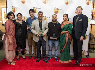 The winners of the 11th Seattle South Asian Film Festival.