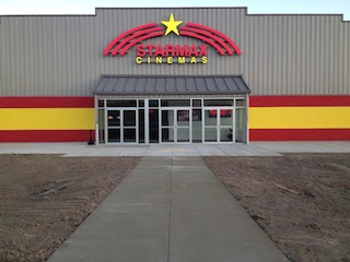 Starmax Cinemas, Vandalia, Illinois