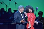 A recent Tony Bennett, Lady Gaga concert used the Barco Escape Format.