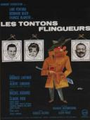 Georges Lautner's Les Tontons flingueurs is among those on the list for 2016.
