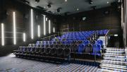The Cinema Star, the new multiplex located in the Kvartal West multipurpose center on Aminyevskoye Shosse in Moscow, is the first Dolby Atmos cinema to also feature the Christie CP4440-RGB digital cinema projector RealLaser illumination technology.