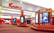 Karo, one of Russia's largest cinema chains, has a selected Barco Flagship Laser Projector from Cinionic, the Barco, CGS, and ALPD cinema joint venture, for its premiere hall at Moscow's historic Karo 11 October cinema.