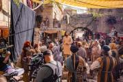 Cinematographer Akis Konstantakopoulos, GSC, mixed natural lighting and handheld camera work to bring a natural and informal dimension to The Chosen, a multi-season TV show charting the life of Jesus Christ.