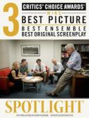 AARP's Movies for Grownups named Spotlight as 2015's Best Picture.