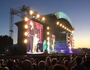 Snell Advanced Media's LiveTouch replay and highlights system and its Kahuna 9600 production switcher were central to the first live UHD production workflow of the 2017 Isle of Wight Festival.