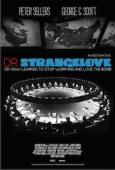 Park Circus and Sony are re-releasing Stanley Kubrick's 1964 masterpiece Dr. Strangelove or: How I Learned to Stop Worrying and Love the Bomb.