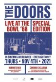 This November 4, in celebration of the 50th anniversary of The Doors final studio album L.A. Woman (1971), Trafalgar Releasing will transform movie theatres into concert venues as it presents The Doors: Live at The Bowl '68 Special Edition, giving Doors fans around the world the closest experience to being there live. That July concert on the storied stage of the Hollywood Bowl was a now legendary performance that is widely considered to be the finest captured on film.