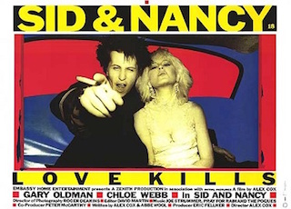 The restored 4K version of Alex Cox's Sid & Nancy will have its world premiere at The Reel Thing.